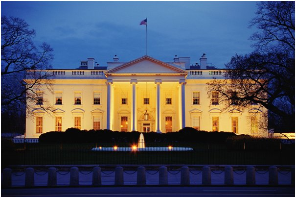 The White House - MS ClipArt